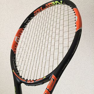 Wilson BURN 95 | ふくんぬのテニスblog
